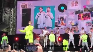 Marcus & Martinus - NEVER, TOGETHER/Slavkov open 2019