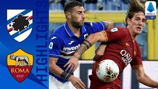 Sampdoria 0-0 Roma | 10-Man Roma Fail to Score Against Bottom Side Sampdoria | Serie A