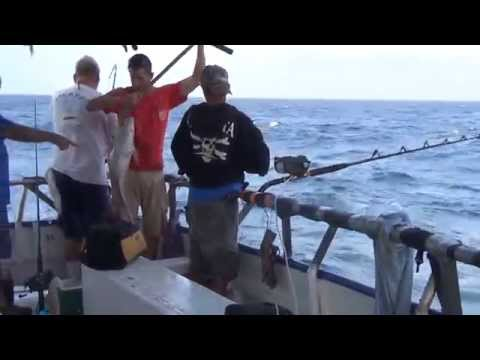 Hubbard's Marina:Deep Drop Grand Slam Deep Sea Fishing http://www.HubbardsMarina.com