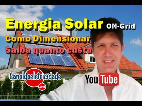 QUANTO CUSTA INSTALAR ENERGIA SOLAR EM SUA CASA