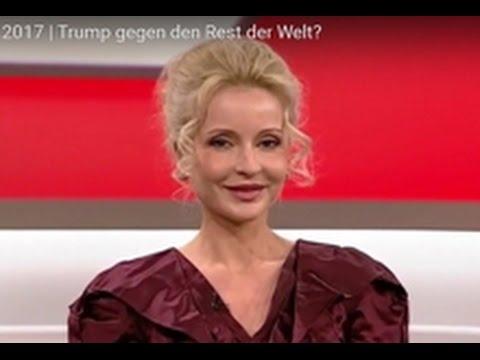 Sandra Navidi: Maischberger: Trump gegen den Rest der Welt mit Sandra Navidi +...