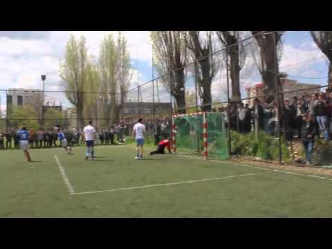 "Finalja E Turnirit ""Football Open 2013"" Gjimnazi ""Hajdar Dushi"" Gjakove"