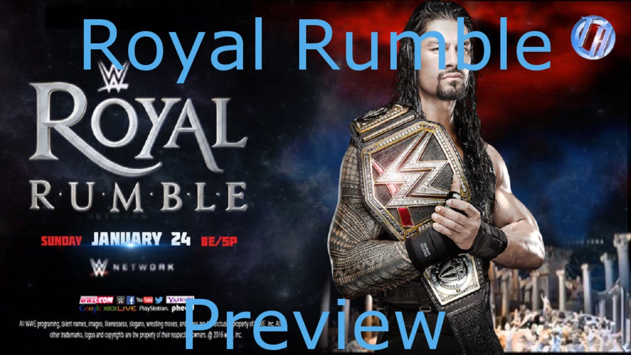 royal rumble sieger