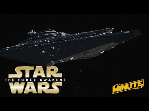 The Finalizer: First Order Star Destroyer (Canon) - Star Wars Explained