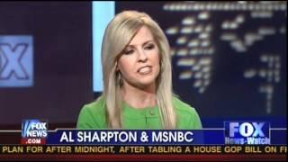 Fox News attacks Al Sharpton's MSNBC gig