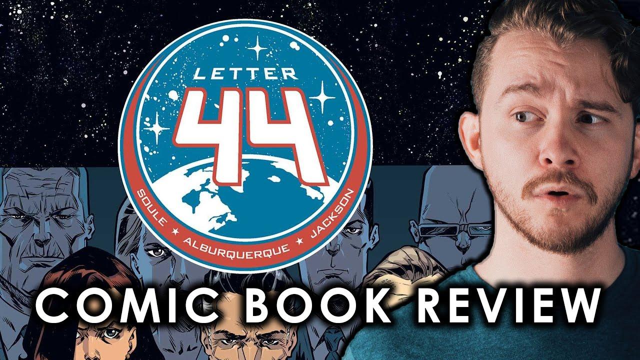 Letter 44 Vol 1 - Free Comic Book Club