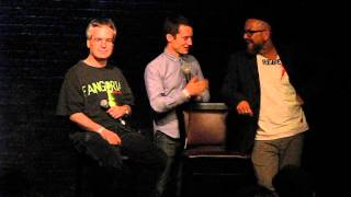 MANIAC Q&A with Franck Khalfoun and ELIJAH WOOD NYC June 17 2013