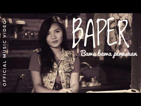 KAPAL TANAH sKaKinG - BAPER ( OFFICIAL MUSIC VIDEO )