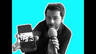 L'interview mobile de Christophe Maé