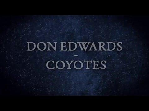 Don Edwards - Coyotes (SPANISH LYRICS)