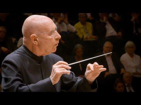 Christoph Eschenbach   Béla Bartók: Konzert für Orchester Sz 116   SWR Symphonieorchester