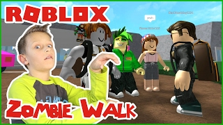 I Walk Like a Zombie / Zombie Animation Pack / Roblox Retail Tycoon