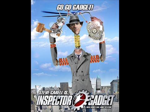 Film Comedy : Inspector Gadget Full 720p (malay Subtitle)