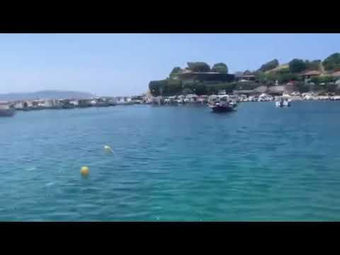 Newpost.gr - Αποκλειστικό: Βρέθηκε οβίδα στο λιμανάκι Φοινικούντας 1