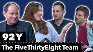 2020 Predictions and 2018 Aftermath: Nate Silver and the FiveThirtyEight Team