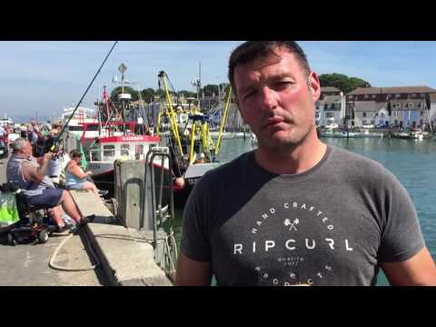 Angling Oportunities At Weymouth