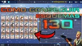 How to Get 130 & 4000 Turkey schemes!!!! [FORTNITE]
