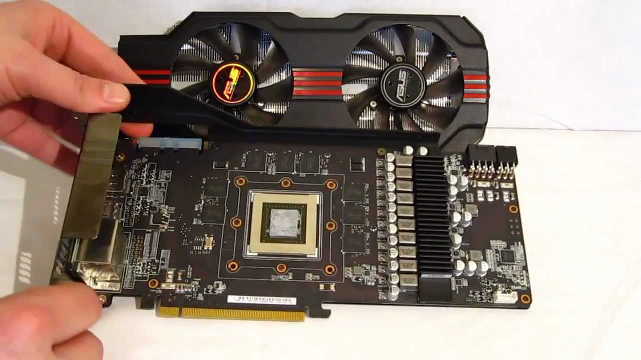 Asus GeForce GTX680-DC2-2GD5-V2 Driver (2019)