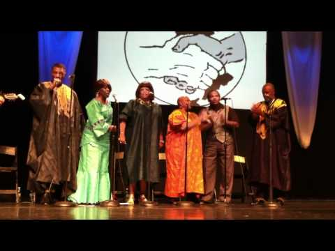 "SNCC Freedom Singers - ""Woke Up this Morning"""