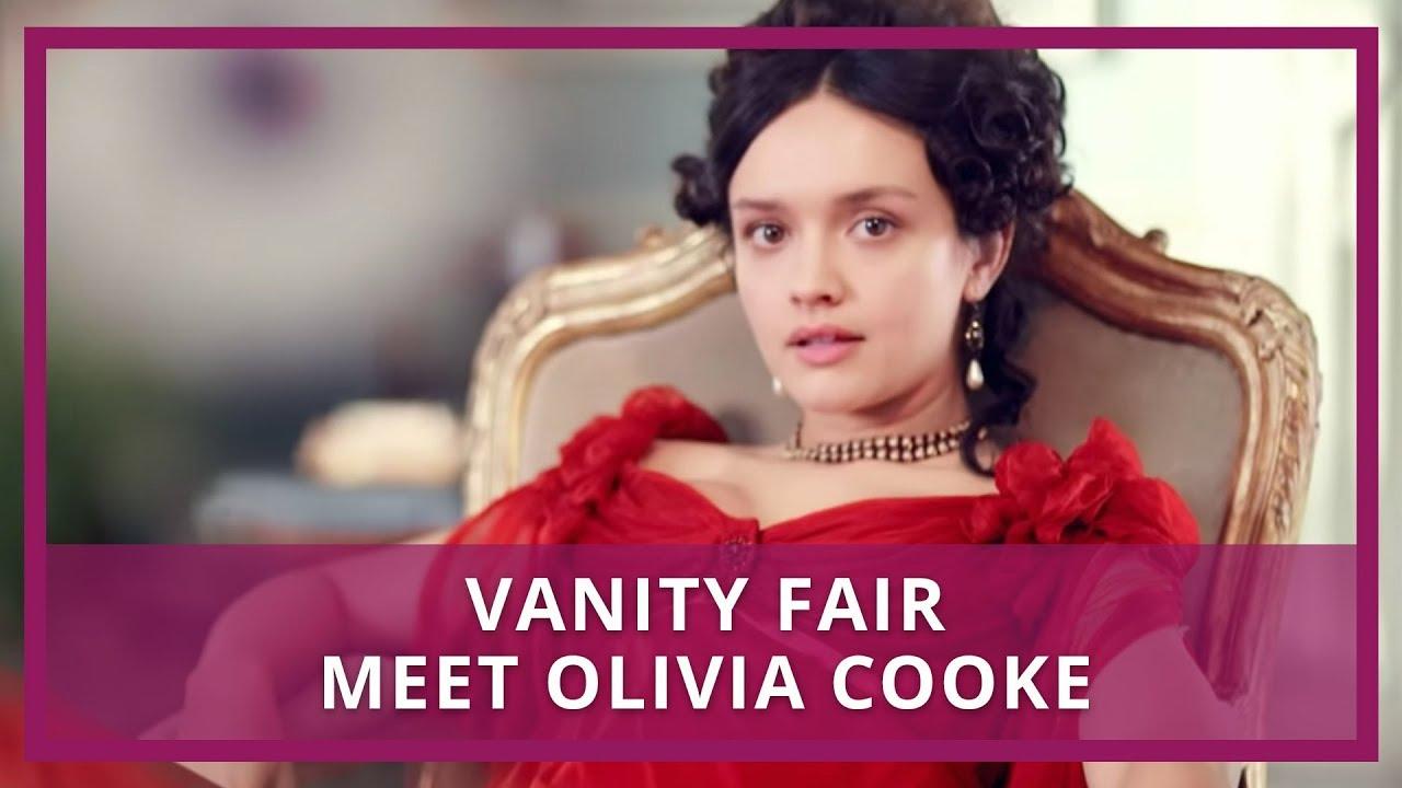 Amelia Cooke vanity fair 2018 | meet becky sharp actress olivia cooke