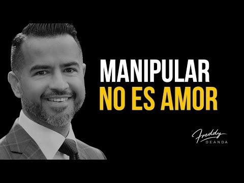Manipular no es amor - Freddy DeAnda