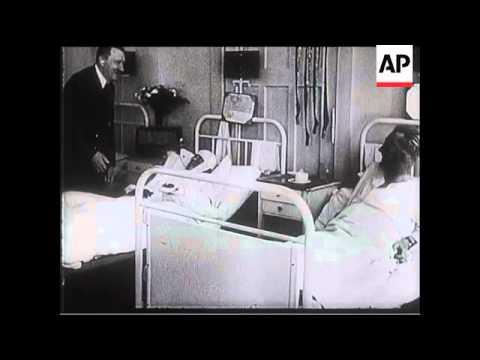 German Newsreels On Hitler's Escape
