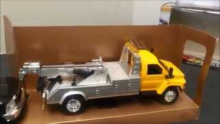 Toy Chevy Tow Truck