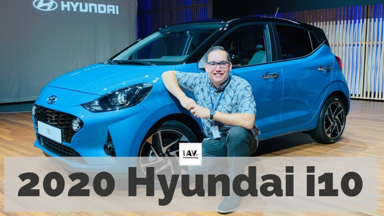 2020 Hyundai I10 Een Eerste Live Kennismaking Youtube