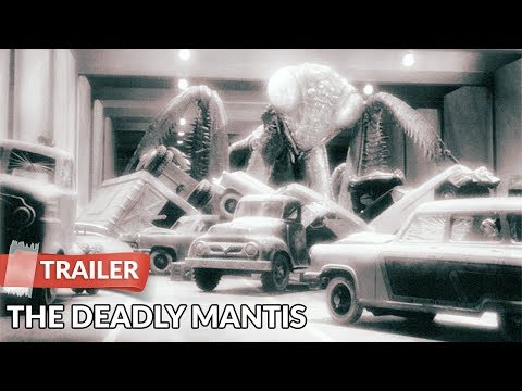 The Deadly Mantis 1957  HD  Craig Stevens  William Hopper