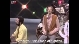 Arik Einstein - Atur Mitzchech (English subtitles)
