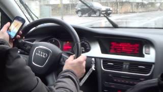 Auta z Niemiec #29/01/2015: AUDI A4 /nigdy nie mów nigdy/
