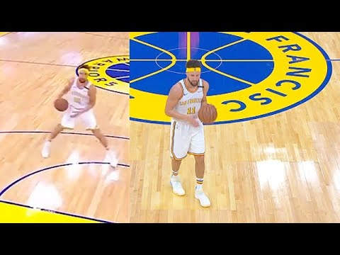 Klay Thompson Returns To Warriors Practice After Injury! Warriors vs Nuggets