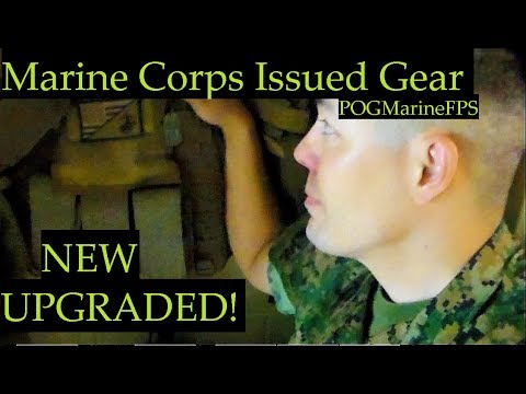 U.S. Marine Issue Gear 2017 ~ EVERY PIECE of USGI Greatness UPGRADES