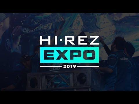 Hi-Rez Expo (November 15 - 17, 2019) - Tickets on Sale Now!