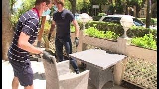 День открытий: в Сочи начали работу летние кафе и рестораны с террасами