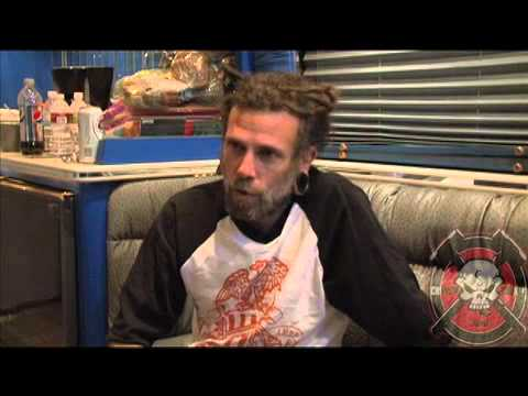 Interview with Chris Barnes of Six Feet Under with Crippled and Broke