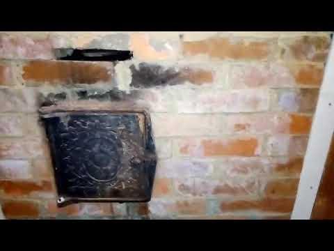 видео: Как я сам сделал кирпичную печь в баню
