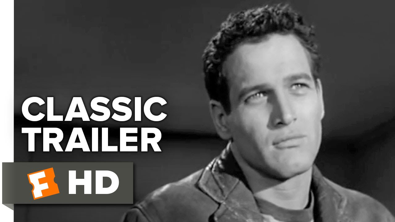 Somebody Up There Likes Me (1956) Official Trailer - Paul Newman Movie