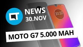 App Bradesco fora do ar; Moto G7 Power; PvP no Pokémon Go! e + [CT News]