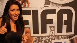FIFA 13 Match Day features - David Rutter interview - Gamescom 2012