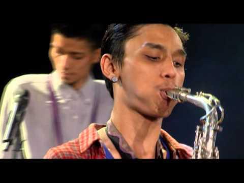 JAMALOFREE - MR.FLAVA (cover katchafire)..The Band SBO TV