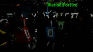 Video: Marcha del Silencio por la aparición de David