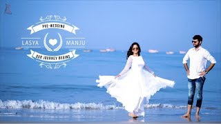 Lasya + Manju | Pre-wedding Teaser | Moment Makers