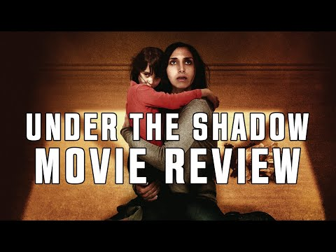 Under The Shadow | Movie Review | 2016 | Horror | Supernatural | Babak Anvari