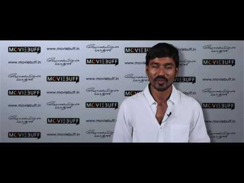 Dhanush invites you to watch 'Velai Illa...