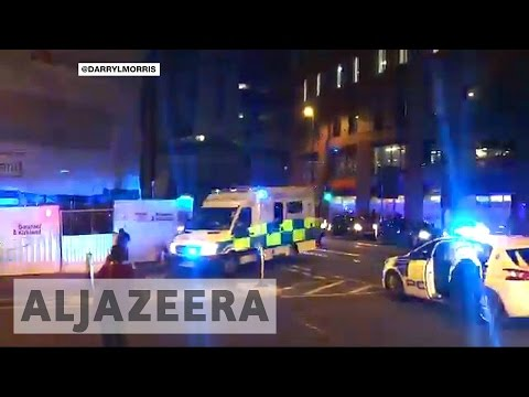 Manchester: Deadly blast strikes Ariana Grande concert