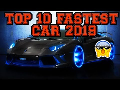 top-10-most-fastest-car-in-2019