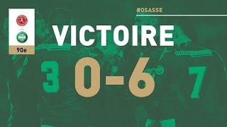 Strasbourg 🆚️ ASSE (0-6) tout les buts