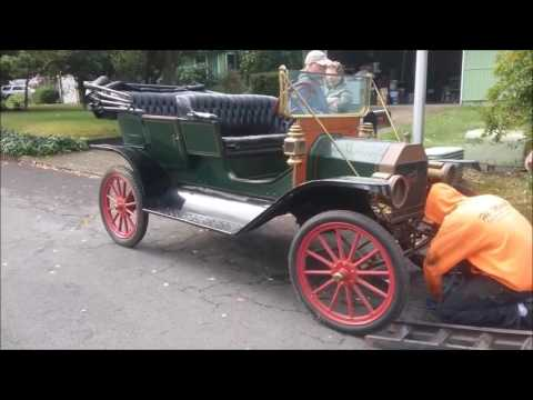 """1911 Model """"T"""" Ford"""