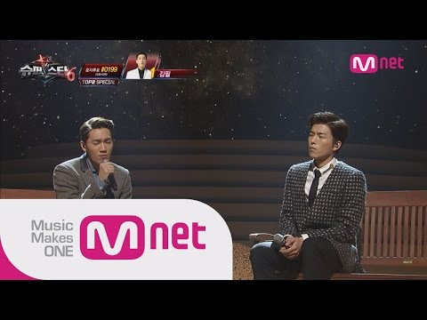 [Superstar K6] Kwak Jin Eon(곽진언)&Kim Feel(김필) – Because I love you(사랑하기 때문에), Yoo Jae Ha(유재하) EP.14